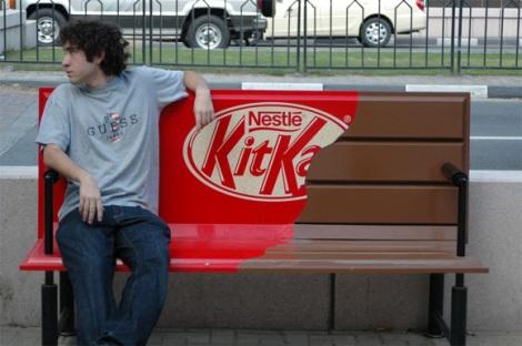 Kit Kat ad