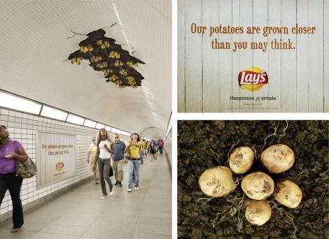 Lays Creative ad