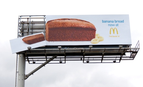 McDonald's - Banana Bread Arrives