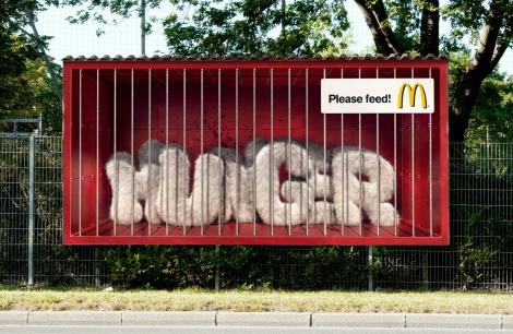 McDonald's - Hunger