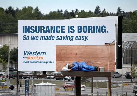 Western Direct Insurance - Sleeping