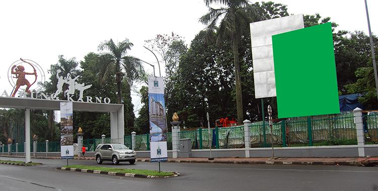 Titik Lokasi Baliho & Billboard 4 x 6 di Area Senayan ...