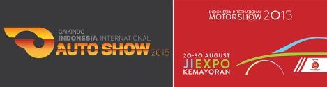 persaingan GIIAS & IIMS 2015 lowress
