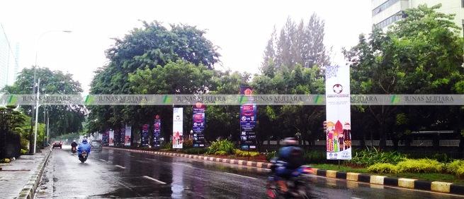 T-banner Gerbang Pemuda 1