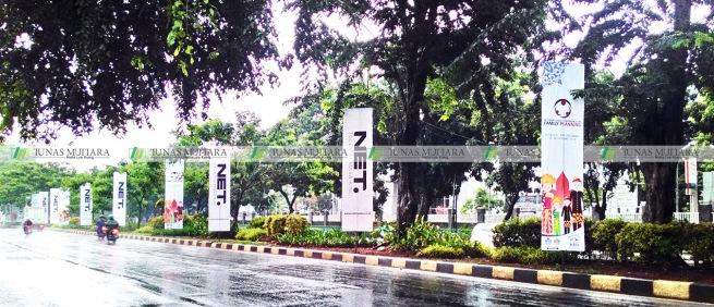 T-banner Gerbang Pemuda 2