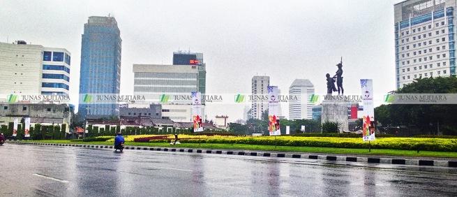 T-banner Tugu Tani 1