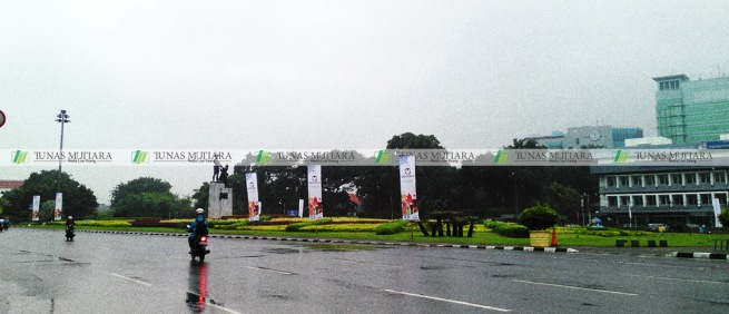 T-banner Tugu Tani 2
